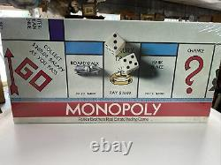 1970s Vintage MONOPOLY Parker Brothers No. 9 Real Estate Trading Board Game NEW