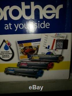 A5OPEN BOX/SEALED BAGGenuine Brother Standard-Yield Toner TN221 3PK