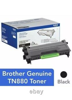 BROTHER Genuine OEM TN880 Toner Extra High Yield TN-880 FREE SHIPPING Sealed