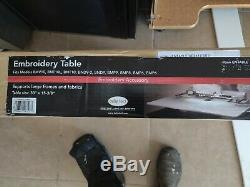 Brother BabyLock GENUINE Embroidery Extension Table ENTABLE 6 10 needle