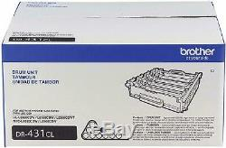 Brother DR431CL Printer Genuine Drum Unit Multicolor Yields Up To 30,000 pages