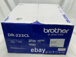 Brother Genuine Drum Unit DR223CL Seamless Integration Yields Up to 18000 Pages