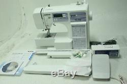 Brother Genuine HC1850 Computerized Sewing Quilting Machine 130 Built In Stitch