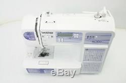 Brother Genuine HC1850 Sewing Quilting Machine 185 Built In Stitches LCD Display