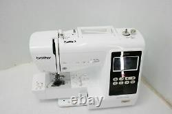 Brother Genuine LB5000S Touch Sewing Embroidery Machine w Star Wars Faceplates