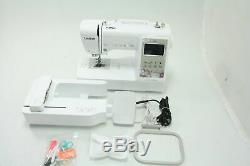 Brother Genuine SE600 Computerized Sewing Embroidery Machine 103 Stitches