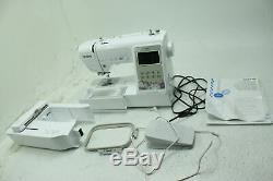 Brother Genuine SE600 Computerized Sewing Embroidery Machine 80 Designs