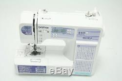 Brother Genuine Sewing Quilting Machine HC1850 185 Built-in Stitches Display