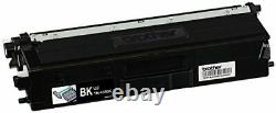Brother Genuine TN433BK High Yield Toner-Retail Packaging Black 1 Size