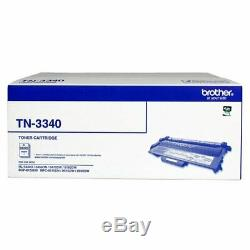 Brother (Genuine) TN-3340 Toner 8000 pages, For HL5440D 5450DN 5470DW MFC6180DW