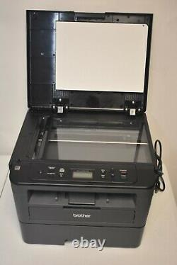 Brother HL-L2390DW Compact Monochrome Laser Printer with New Genuine Toner