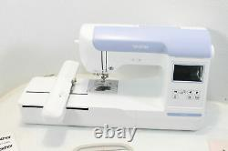 Brother PE800 Genuine Embroidery Machine 138 Built-in Designs 3.2 Touchscreen