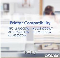 Brother TN436 4 Color Pack, OEM, Genuine, Super High Yield Pack