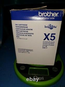 C5NEWBrother LC103CL XL, LC1033PKS Genuine High Yield Color Ink Cartridge5 pk