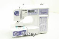 Genuine Brother Computerized Sewing Quilting Machine 130 Built In Stitches Press