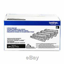 Genuine Brother DR221CL Drum Unit for MFC9130CW Printers Sealed in Box