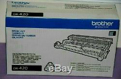 Genuine Brother DR-420 Drum Unit for DCP7060D, HL2220, 2240D - New Open Box