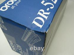 Genuine Brother DR-520 Drum Unit New Sealed in Box