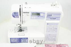 Genuine Brother HC1850 Sewing & Quilting Machine w 185 Built In Stitches