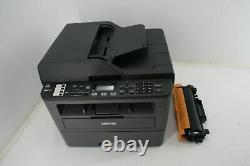 Genuine Brother MFCL2710DW Monochrome Compact All In One Wireless Laser Printer