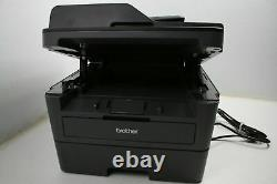 Genuine Brother MFCL2710DW Wireless Monochrome Compact All-In One Laser Printer