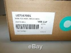 Genuine Brother MFC-9440CN Main PCB Assembly LG7167001 New
