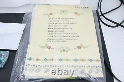 Genuine Brother PE535 Embroidery Machine 80 Built-in Designs LCD Touchscreen