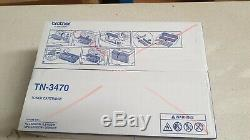 Genuine Brother TN-3470 Toner HLL6200DW HLL6400DW MFCL6700DW Brand New See Pics