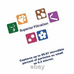 Genuine Filter Bros Replacement Filter for Blueair 400 Classic Series 402, 4