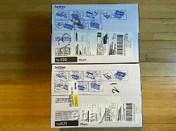LOT of 2 New Factory Sealed Genuine Brother TN-820 Toner Cartridge NEW