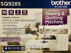 ¡NEW! GENUINE Brother 150 STITCH COMPUTERIZED Sewing & Quilting MACHINE