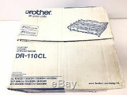 NEW Genuine Brother At Your Side Drum Unit DR-110CL