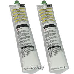 New GENUINE BROTHER GCX-4w70 White INK (2x) 700cc POUCH for GTX DTG