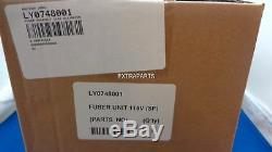 New! Genuine Brother MFC-9460 MFC-9560CDW MFC-9970CDW Fuser Unit 110V LY0748001