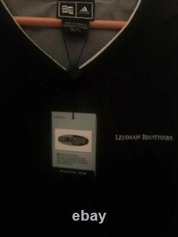 Rare! Genuine! Lehman Brothers Windbreaker Manufactured By Adidas (with Tags)