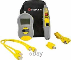 Triplett Byte Brothers Real World Certifier 2 Ethernet Cable Category Verifie